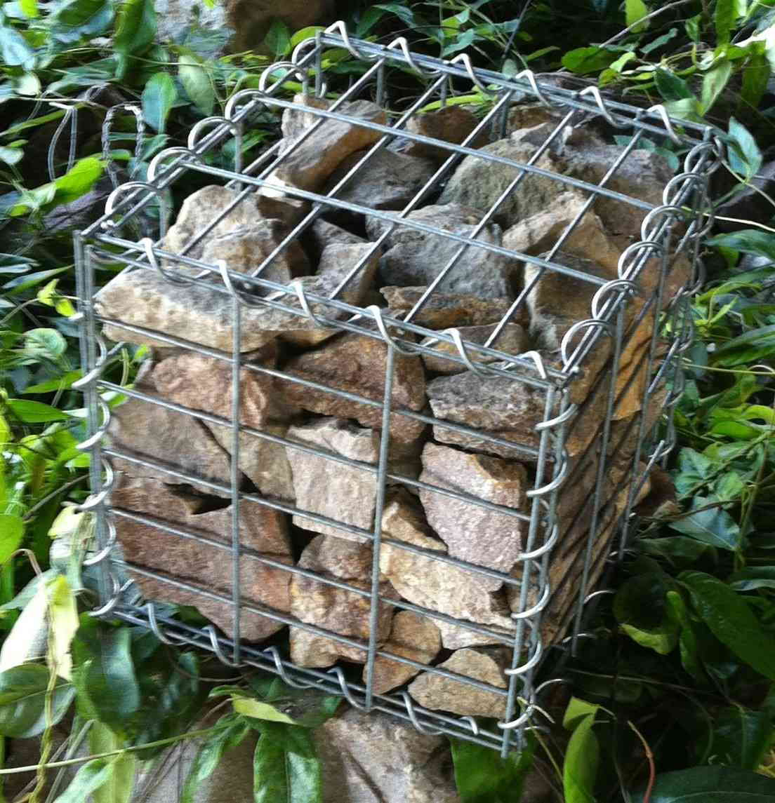 Gabion Cages - Cubes & Boxes