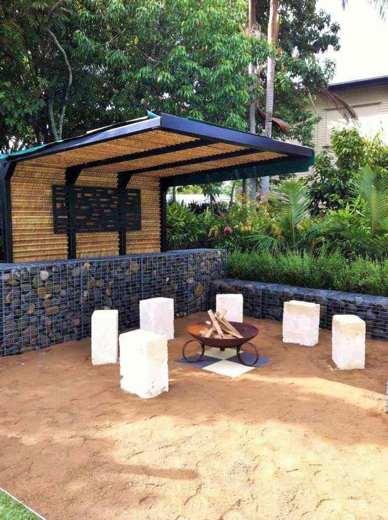 Gabion Cages, gabion baskets, gabion retaining wall, gabion rock, gabion letterbox, curved gabion wall