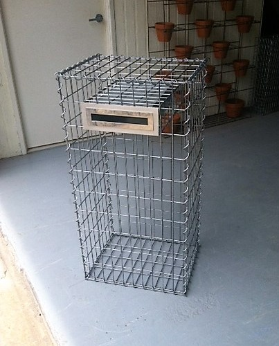 gabion cage, gabion basket, queensland, gabion rock wall, gabion retaining wall