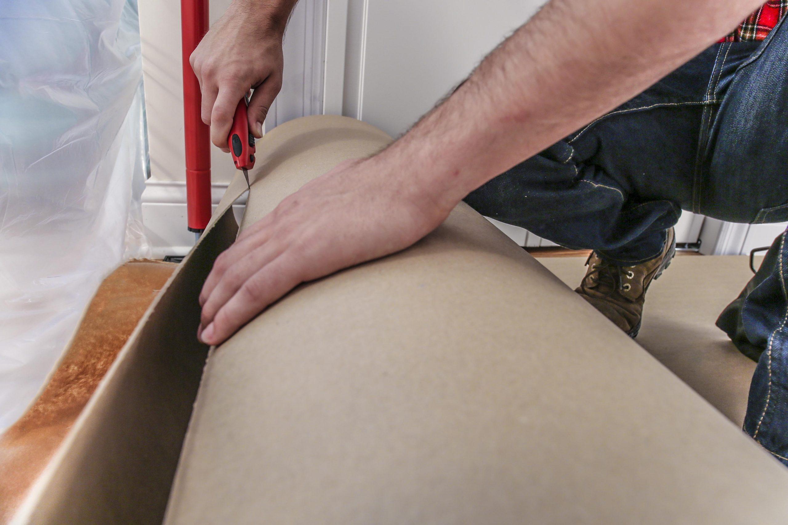 floor protection board, ram board, protector board