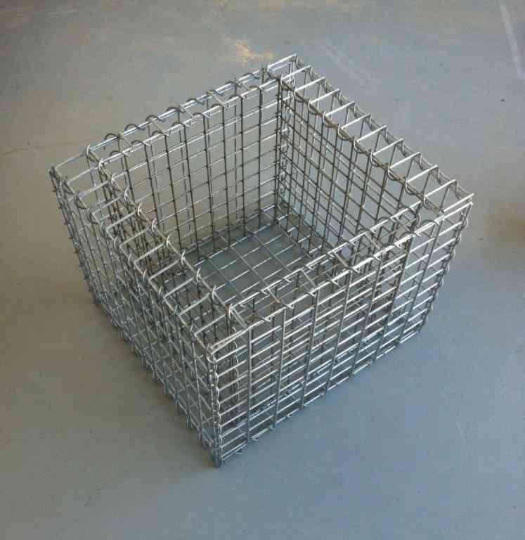 Build Your Own Gabion Planter Kit