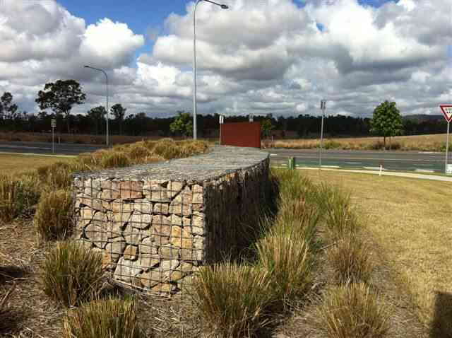 Gabion Cubes Gabion Baskets And Cages Queensland