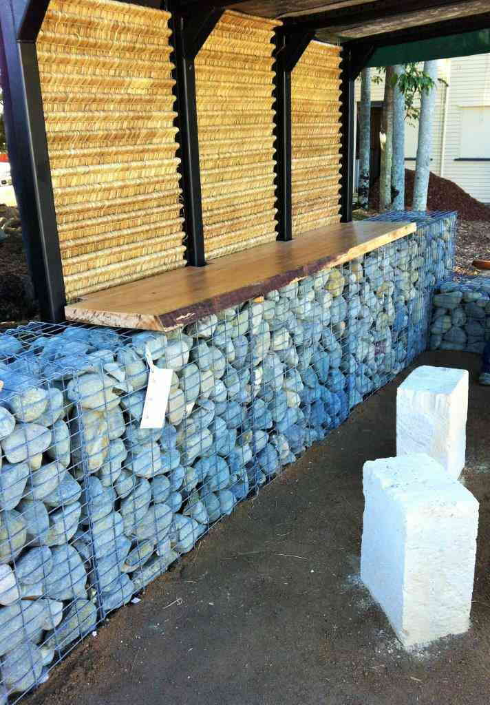 Gabion Wall Diy